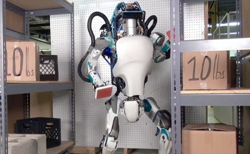 This Robot Is Here To Make You Nervous About Your Future