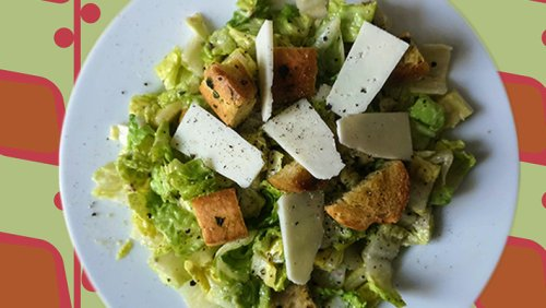 Make A Caesar Salad At Home And You'll Never Order It Off A Menu Again