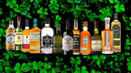Blind Whiskey Taste Test: 12 Classic Irish Whiskeys, Ranked