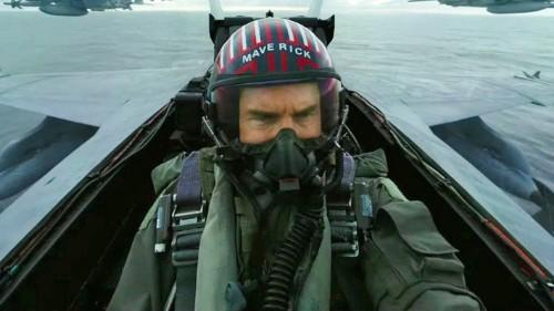 'Top Gun: Maverick' Won't Move Release Thanks To Biden Vaccine Plan