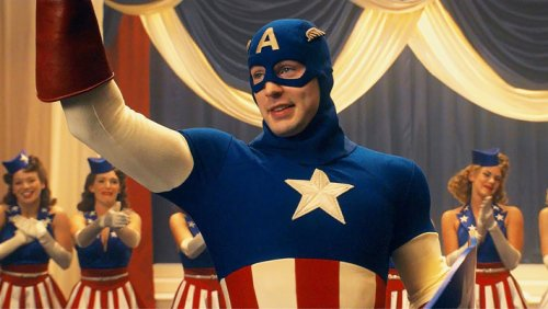 'Captain America: First Avenger' Writers Answer If Cap Is A Virgin