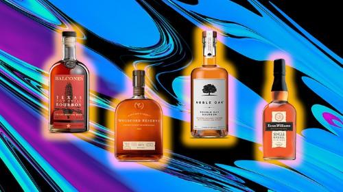 The 10 Best Bottles Of Bourbon Whiskey Between $30-$40