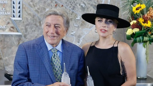 Lady Gaga Had A Heartbreaking Moment Recording With Tony Bennett