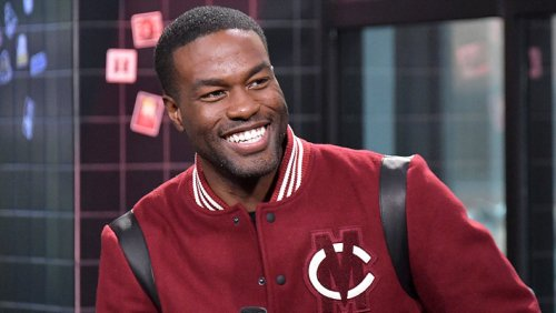 Yahya Abdul-Mateen II Posts Opposite Of A Jacked Photo For 'Aquaman 2'