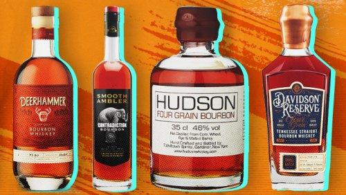 The 10 Best Four-Grain Bourbon Whiskeys In The $40-$80 Range