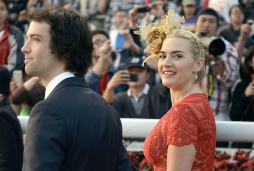 Kate Winslet Explains Why Husband Is No Longer Named 'Ned Rocknroll'