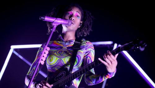 Willow Smith Said She Was Bullied In School For Enjoying Rock Music