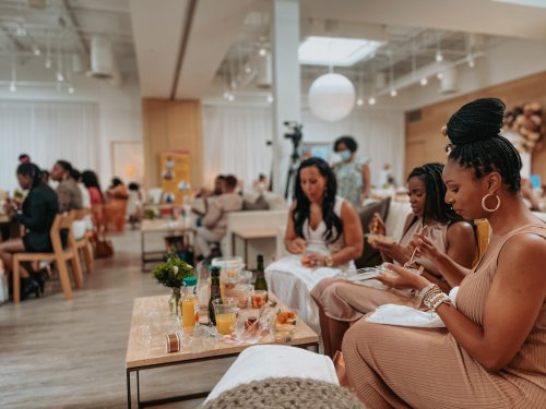 A Look Back: The Thrivers Brunch
