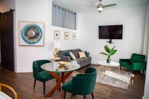 Two Cool AirBNB's To Book This Spring