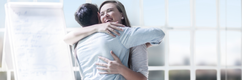 A Case Against Casual Hugs