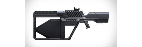 This Drone Gun Is Your Front Porch Companion of the Future