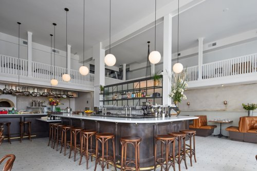 Your New Post-Beach-Day Date Spot From the Pizzetta 211 Team