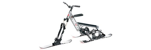 This Kick-Ass Ski Bike Is Just As Much Fun As It Sounds