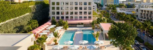 Pharrell Williams Just Opened a Hotel in Miami