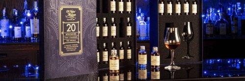 Taste 20 Whiskeys That Changed the World