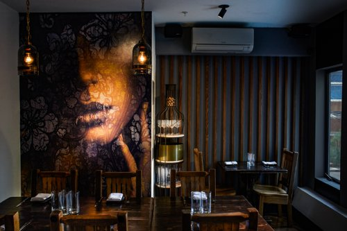 A Bohemian Refuge For Your Marina Dinner Dates