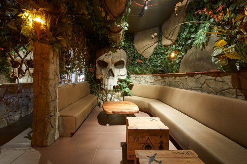 A Dark and Mysterious Tiki Bar Crash Lands in Duboce Triangle