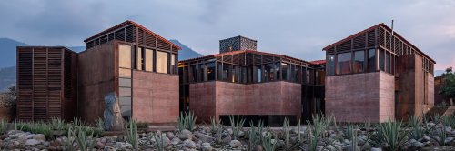This Hotel Is on the Grounds of a Mezcal Distillery