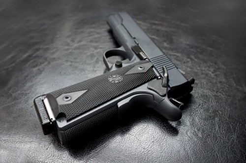 State High Court Upholds Gun Conviction