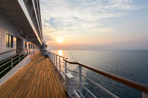 Ab aufs Meer: 8-tägige Nordsee-Kreuzfahrt inkl. Vollpension nur 309€