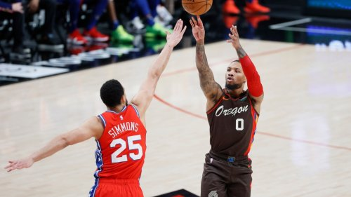 Trade proposal: Sixers move Ben Simmons to Blazers for Damian Lillard