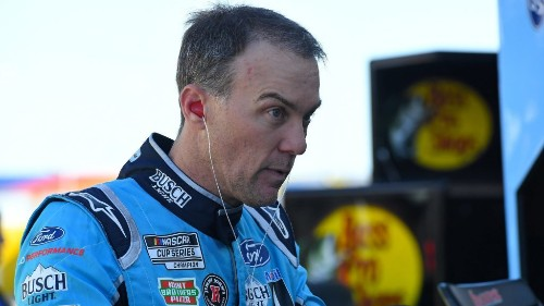 Kevin Harvick on why some 500-mile NASCAR races should be shortened