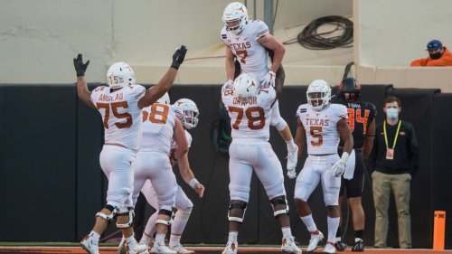 ESPN FPI rankings for every opponent on Texas football's schedule in 2021