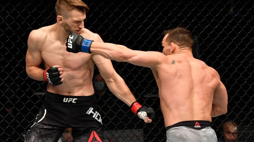 UFC 257 rookie report: Grading the lone newcomer in Abu Dhabi