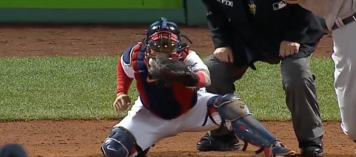 Fans crushed MLB umpire Joe West after his horrible missed call changed the Yankees-Red Sox game