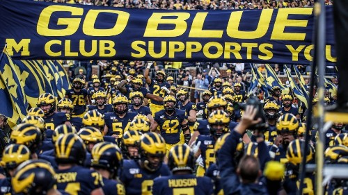 Michigan Wolverines 2021 football opponents