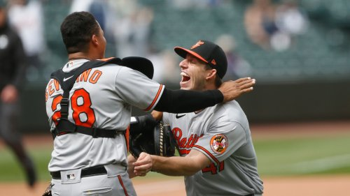 A lame MLB rule stood in the way of a perfect game for Orioles pitcher John Means