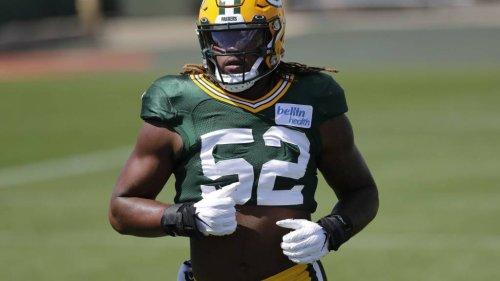 Breakout season should be coming for Packers OLB Rashan Gary
