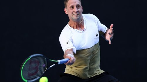 VFL Tennys Sandgren falls at Australian Open