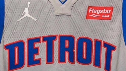 Michael Jordan's logo will be on the Pistons' special jerseys and NBA fans had jokes