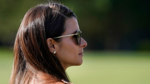 Danica Patrick offers reflection after her Napa vineyard was mostly spared by California fires