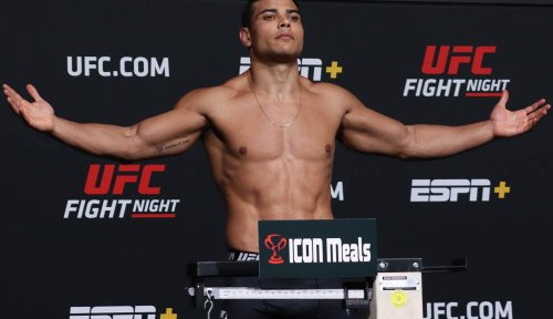 UFC Fight Night 196 Promotional Guidelines Compliance pay: Paulo Costa gets $6,000