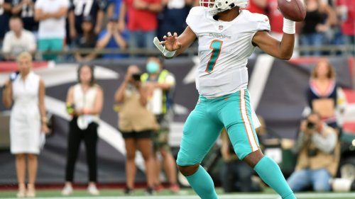NFL Network's 'Game Theory' projects Dolphins outcome versus Bills