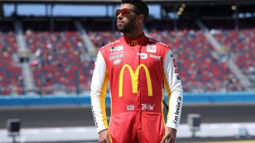 Bubba Wallace continues confronting racism, but his fellow NASCAR drivers are falling short