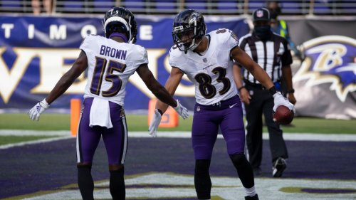 Tweets by Willie Snead, Dez Bryant and Marquise Brown point to growing unhappiness in Ravens offense