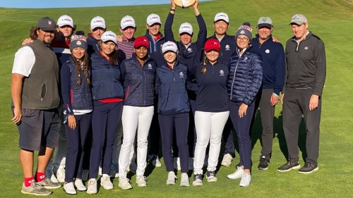 Junior Ryder Cup: No matches, but a U.S. exhibition for the next generation to remember