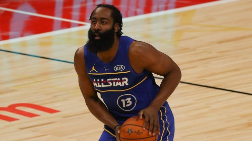 James Harden's bizarre NBA All-Star Game outfit led to so many jokes