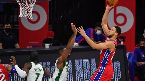Doc Rivers, Ben Simmons discuss big 4th quarter in win over Celtics