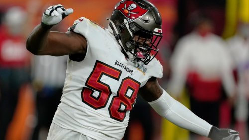 NFL free agency: Every move the Bucs have made in 2021