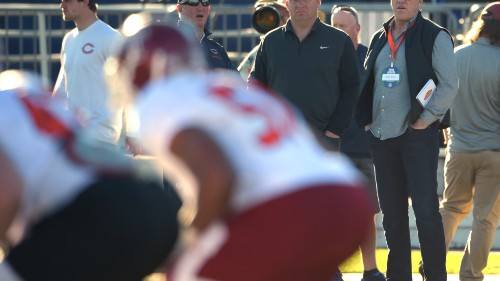 Broncos GM George Paton won't attend the Senior Bowl