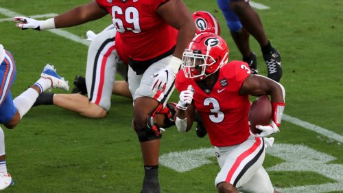 Georgia football is returning the highest-graded backfield in CFB