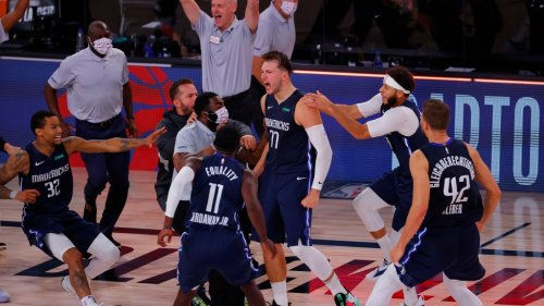 The NBA world was rightfully in awe of Luka Doncic and his game-winning buzzer-beater