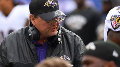 Former Ravens OC Marty Mornhinweg starts new podcast