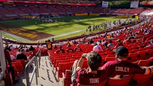 Washington to host 'Friday Night Football' for fans in August