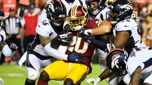 Broncos vs. Washington game preview and score prediction for Week 8