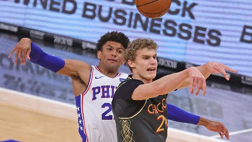 Sixers guard Matisse Thybulle discusses guarding 4s and 5s in new lineup